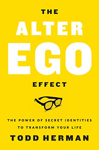 The Alter Ego Book by Todd Herman