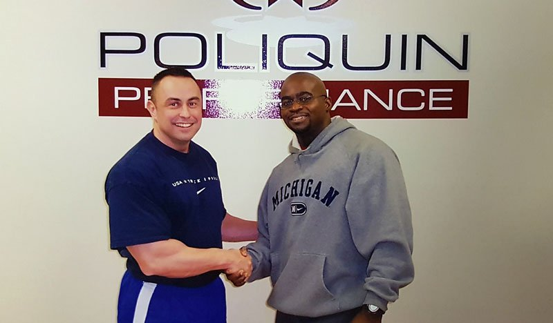 Clance and Charles Poliquin
