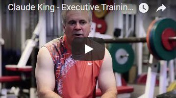 Claude King Personal Training Success Story