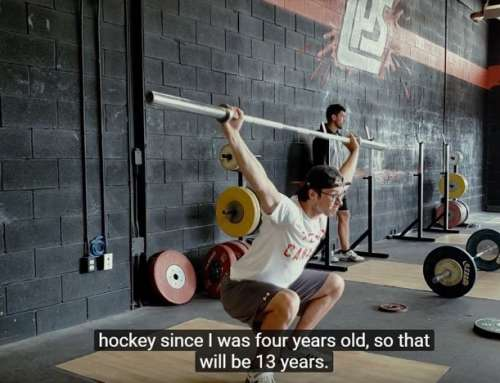 Cody Morgan – Hockey Training Success Story