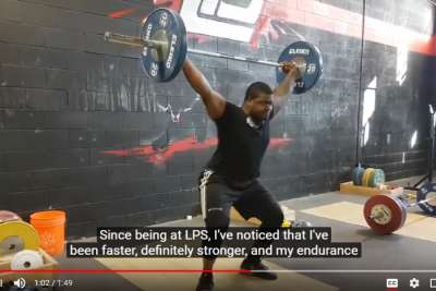 Fabion Foote - Football (CFL) Training Success Story