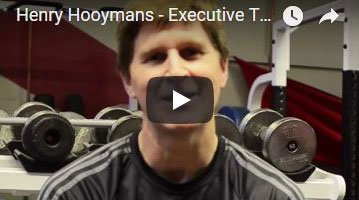 Henry Hooymans Personal Training Success Story