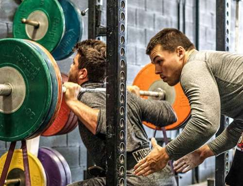 Improper Squats Are Causing an Epidemic in Athletic Injuries