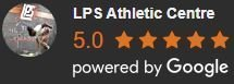 LPS Athletic Centre Google Review 5 Stars