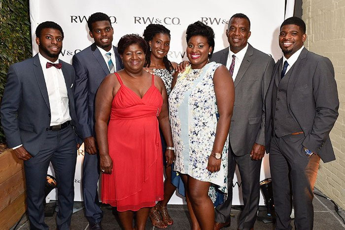 Strength is Foundation Subban Family