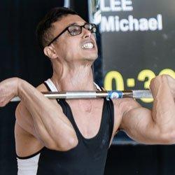 Mike Lee LPS Weightlifting Team