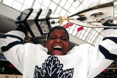 P.K. Subban Young Hockey Player Development