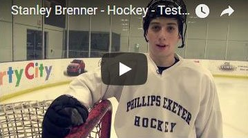 Stanley Brenner Hockey Training Success Story