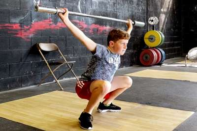 Weight Training Safety for Children