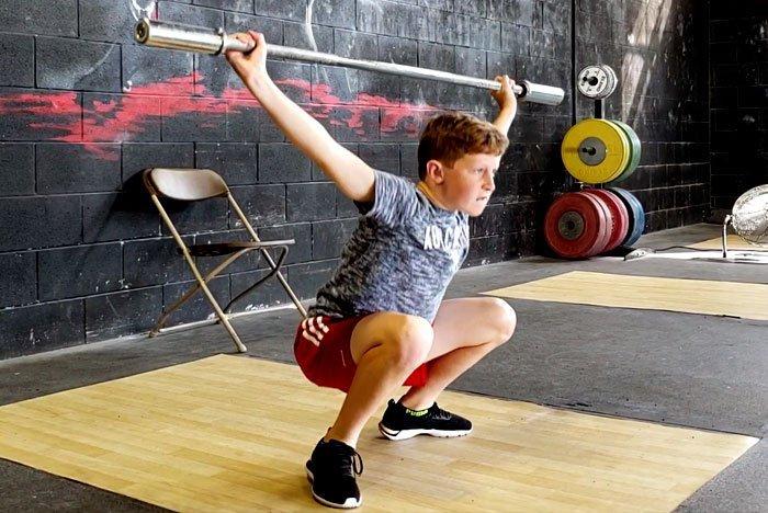 Weight Training Safety for Children